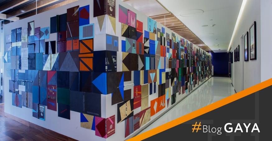 Foto: Proyecto oficinas corporativas Rincón Abogados. GAYA, Work+.