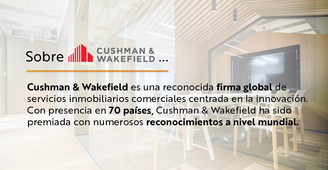 Informacion Cushman&Wakefield