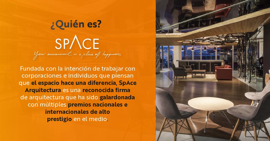 SPACE_Arquitectura